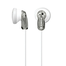 E9LP - Stereo In-Ear Headphones - White