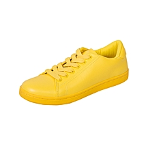 Casual Active Shoes - Sunny Yellow