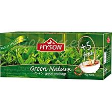 HYSON TEA GREEN NATURE 45G