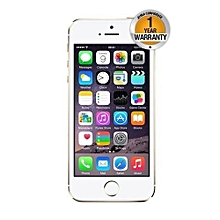 iPhone 5s - 32GB - 1GB RAM - 8MP Camera - Single Sim - Gold