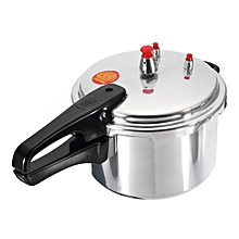 Aluminium Alloy Pressure Cooker Gas Stove Cooking Safety Energy-saving Cooker 20CM