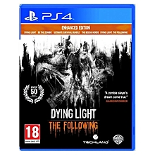 PS4 Game Dying Light The Following