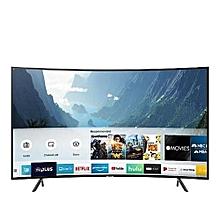"""UA49NU7300K - 49"""" - 4K UHD Smart LED TV - Black - Curved"""