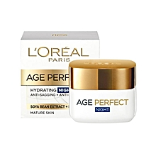 Age Perfect Night Moisturiser  - 50ml