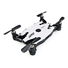 SOL 720P WIFI FPV Ultrathin Foldable Selfie Drone with Beauty Altitude Hold Mode RC Quadcopter RTF - White