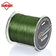 SeaKnight Brand 500m Super PE Braided Fishing Line 8.0