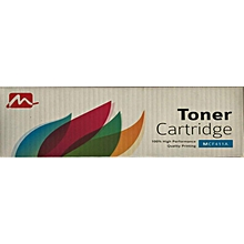 Toner CF411A Cyan Toner Cartridge Compatible For HP
