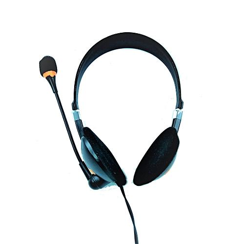 Gaming Headphones – Skype – Black