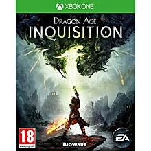 XBOX 1 Game Dragon Age Inquisition