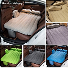 Cars Trucks Air Mattresses Inflatable Bed Cushion With Kids Protective Side