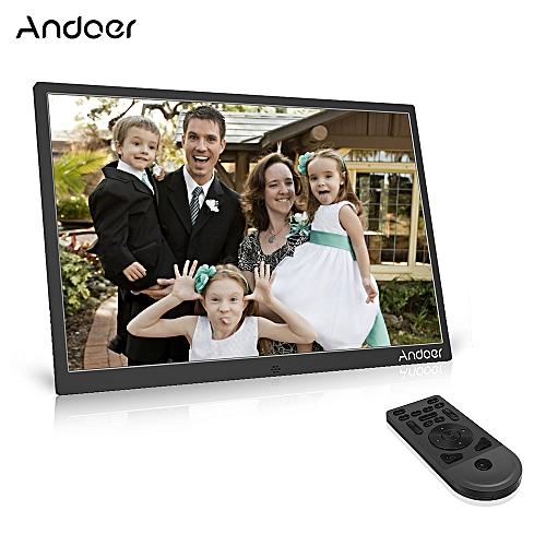 Buy Generic Andoer 17inch Led Digital Photo Frame 1440 900