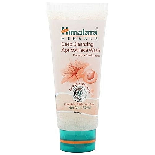 Deep Cleansing Apricot Face Wash