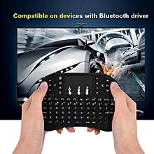 a1a0143ce3b Multifunctional 2.4G Wireless Keyboard Fly Wireless Air Mouse Bluetooth  Touchpad Keyboard