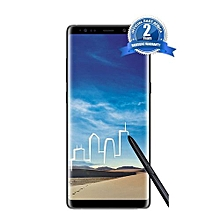 "Galaxy Note 8 - 6.3"" - 64GB - 6GB RAM - Dual SIM - Midnight Black"