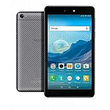 "Tablet DroiPad 7D Dual SIM 16ROM - 1GBRAM - 7.0"" - Free Clear Back Cover - Grey"