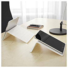 Tablet Support Stand - White