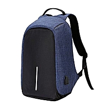 Compact (Anti-Theft Security Bag) - Blue