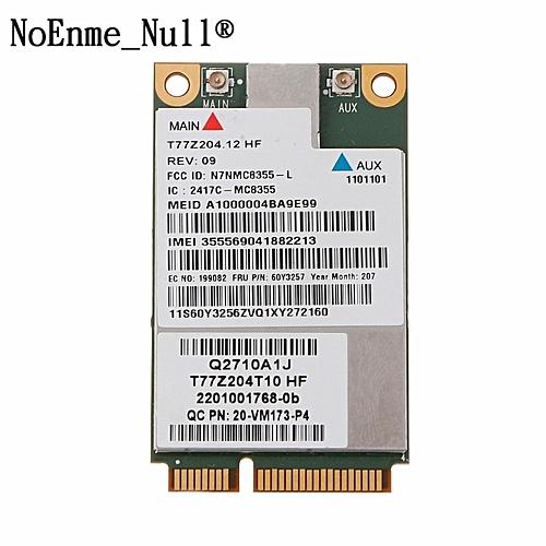 60Y3257 Gobi3000 MC8355 3G WWAN Card GPS For Lenovo Thinkpad W530 X230 T420  X220( )