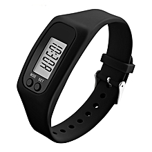 SKMEI 1207 Casual Style LED Digital Watch Silicone Strap Pedometer Children Watches