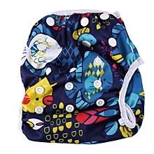 Reusable Baby Unisex Swim Diapers Swimming Pool Training Pants With Snaps#3