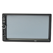 """7"""" In Dash 2Din Car Stereo MP5 MP3 Player Touch Screen FM Radio USB SD Bluetooth"""