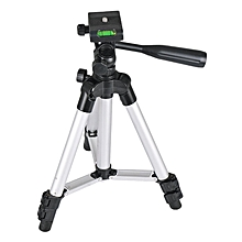 Universal Professional Aluminum Telescopic Camera Tripod Stand Holder