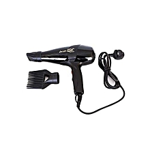 Professional Hair Dryer GEK-3000 - Blow dryer - Black
