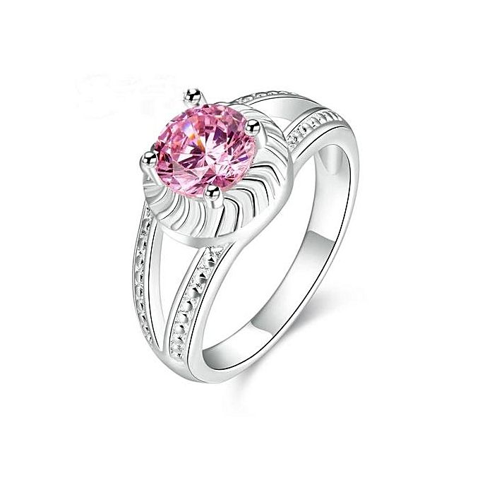 Eissely Delicate Crystal Rings Wedding Ring Best Gift For