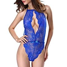 Fashion Women Sexy Racy Lace Underwear Spice Suit Temptation Siamese Underwear