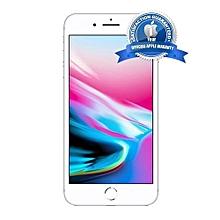 iPhone 8 Plus, 64GB, 2GB RAM, Silver.