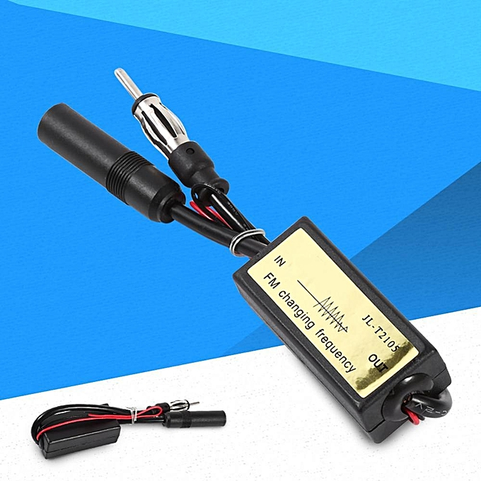 Car Frequency Antenna Radio Fm Band Expander For Japanese Autos