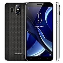 S16, 2GB+16GB, Dual Back Cameras, Fingerprint Identification, 5.5 inch Android 7.0 MTK6580 Quad Core up to 1.3GHz, Network: 3G, Dual SIM, OTA(Black)