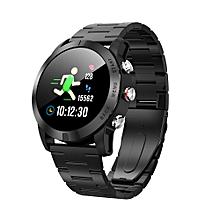 S10 Smartwatch 1.3 Inch IP68 Waterproof Heart Rate Monitor Step Count Smartwatch
