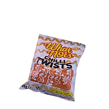 What Nots Chilli Twists - 25g