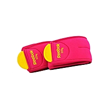 RAWT-11073MG - Ankle Weight - 0.5KG - Magenta & Yellow