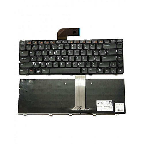 Laptop Replacement Keyboard for N5040 - Black