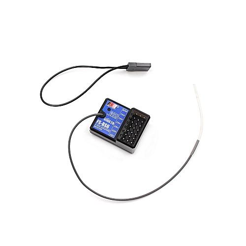 FlySky FS-BS6 Receiver 2 4Ghz 6CH AFHDS2 for FlySky FS-GT5 FS-IT4S  Transmitter