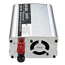Solar Power Inverter 500W Peak 12V DC To 220V AC Modified Sine Wave Converter