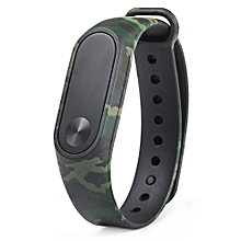 Replacement Watchband For XIAOMI Miband 2 Wristband Strap Colorful Watch Band