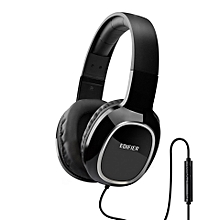 Edifier M815 Portable Multimedia Wired Headset (Black)   POWERLI
