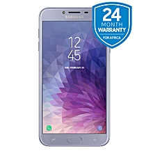 "Galaxy J4 - 5.5"", 32GB, 2GB Ram, 13MP, 4G Dual SIM- Lavender"
