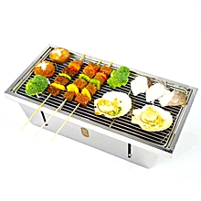 Xiaomi BBQ Grill Stainless Steel Folding Barbecue Stove Charcoal Barbecue Rack For Camping BBQ Tools