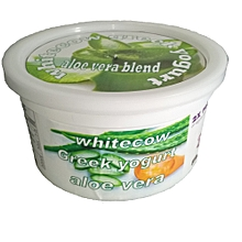 500gms  Greek yogurt +aloe vera (blended with aloe Vera,no preservative)
