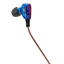 KZ ZST Wired On-cord Control Noise-canceling In-ear Earphones Built-in Mic(On-cord control/Without on-cord control)