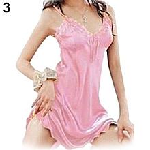 609e43b236 Women  039 s Sexy Lace Lingerie Babydoll Dress Nightwear Underwear  Sleepwear+G-