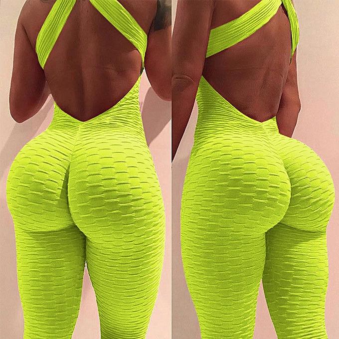 Buy Generic Huskspo Woman One Piece Yoga Sport Gym Fitness