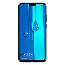 """Y9 (2019) - 6.5"""" - 64GB - 4GB - 16MP+2MP Dual Camera, 4G (Dual SIM) - Blue"""
