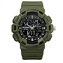 Digital Sport Watch 5ATM Water-resistant Men Watches Backlight Wristwatch Male Relogio Musculino Stopwatch