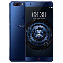 ZTE Nubia Z17 Dual Rear Camera 5.5 Inch 8GB 128GB Snapdragon 835 Octa Core 4G Smartphon Blue