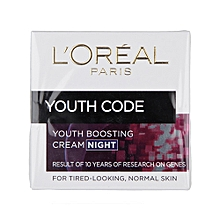 Youth Code youth Boosting Night Cream - 50ml